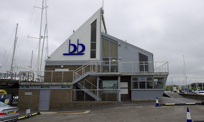 Berthon Boatyard