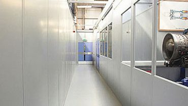 INDUSTRIAL FIT OUT